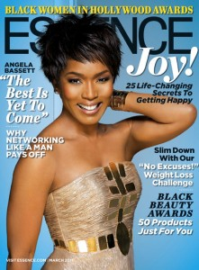 ESSENCE Angela Bassett March 2011