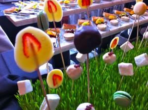 Cafe Dupont dessert bites