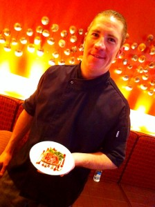 Ten Penh's Executive Chef Bob McGuire