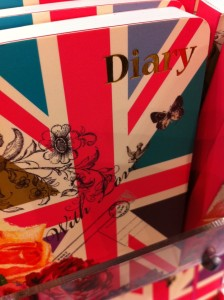 British Flag Diary