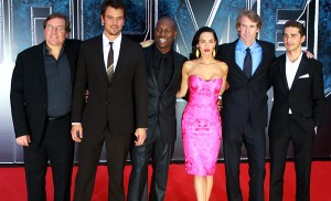 Tyrese Transformers Premiere