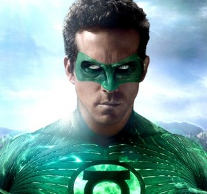 Ryan Reynolds is the Green Lantern