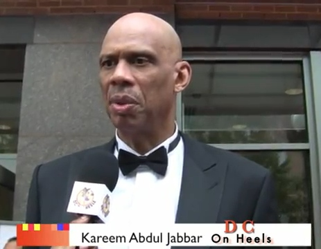 Kareem Abdul-Jabbar at Ford's Theatre
