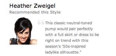 Shoe Dazzle Stylist