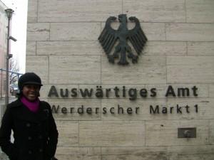 Markette arrives in Berlin