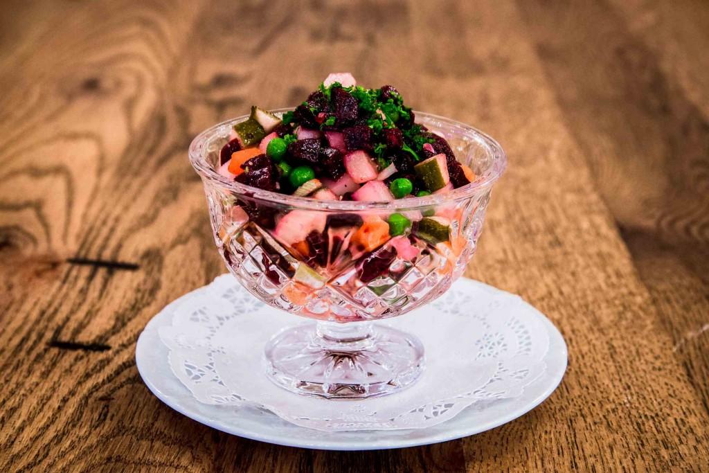 Mari Vanna DC Vinegret Salad