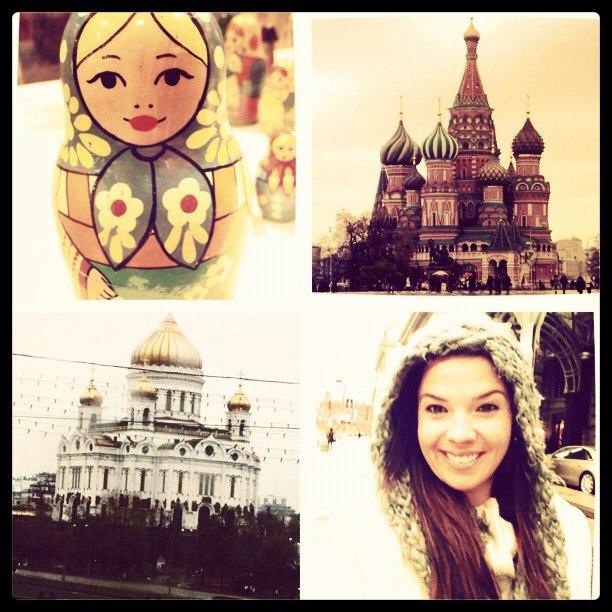 vanessa in russia