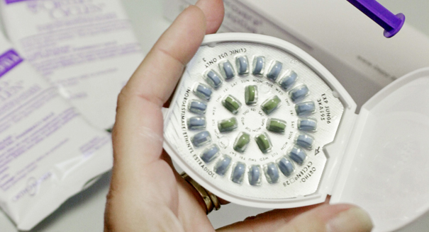 Contraception remains the most controversial part of Obamacare, according to a Sunlight Foundations study.