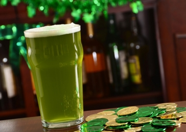 Green beer will be flowing in the DMV's Irish pubs for St. Patrick's Day.