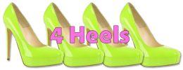 4 heels