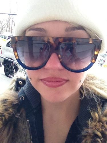 Amanda Bynes new look (Amanda Bynes/Twitter)