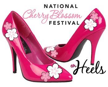 National Cherry Blossom Festival on Heels