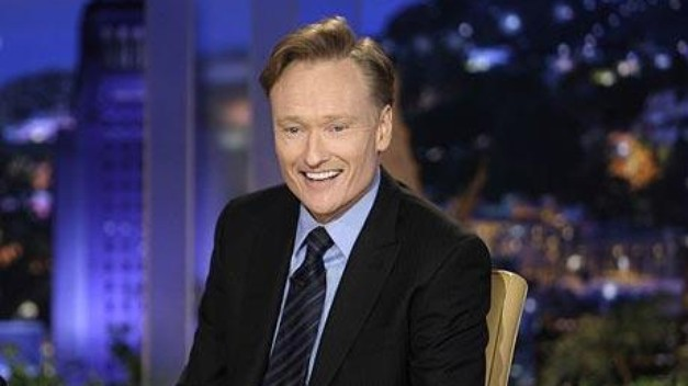 Conan O'Brien will host this year's White House Correspondent's Dinner.