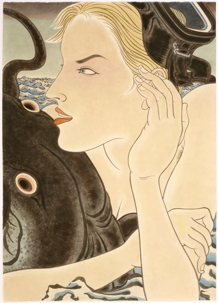 Masa Miteraoka, New Wave Series/ Catfish Love, 1992