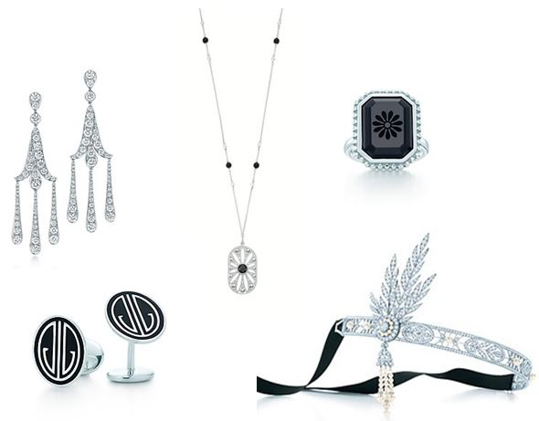 Tiffany & Co.'s Great Gatsby Collection
