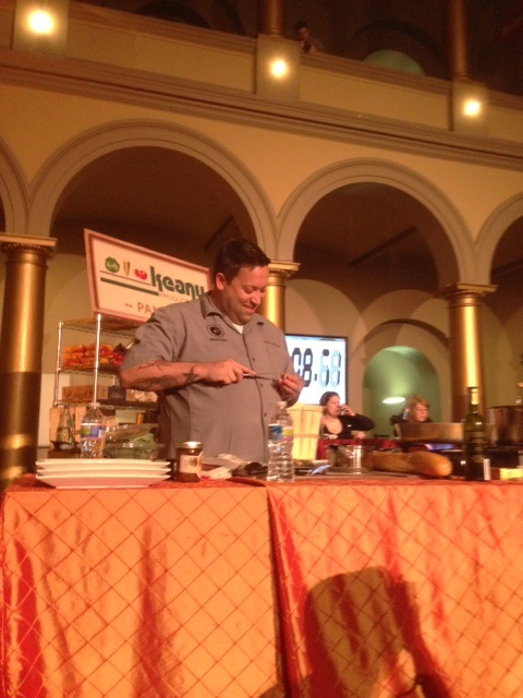 dconheels-Richard Barry-foodie-Taste of the Nation: Chefs Compete for No Hungry Kid-April-2013