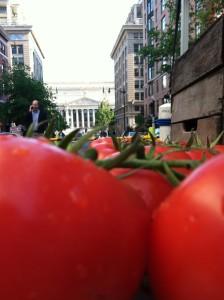Farm to city (Kristy McCarron/DC on Heels)