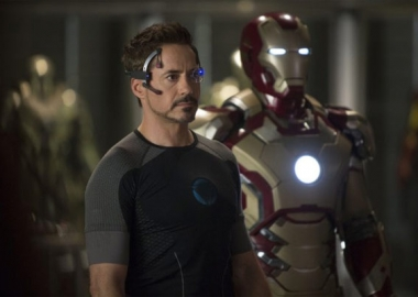 Robert Downey Jr. stars in Iron Man 3. (The Disney Studios)