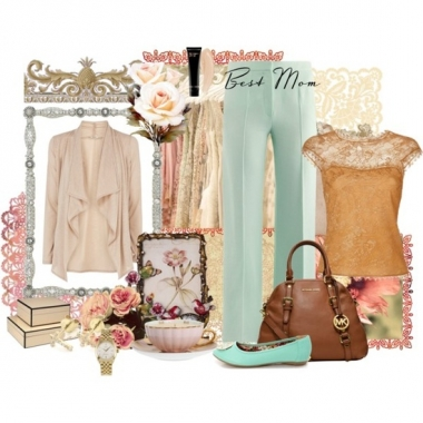 An outfit made for mom (Ko Im/Polyvore)