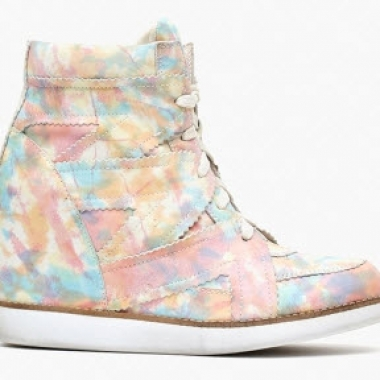 Jeffrey Campbell's Firenze Wedge Sneaker (nastygal.com)