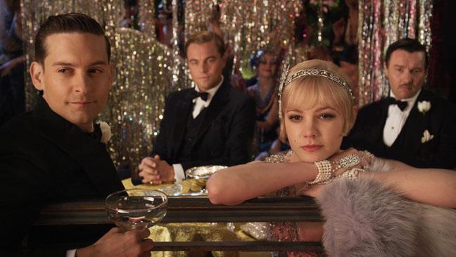 Tobey Maguire, Leonardo DiCaprio, Carey Mulligan and Joel Edgerton (L to R) in <em>The Great Gatsby</em>(Warner Bros.)