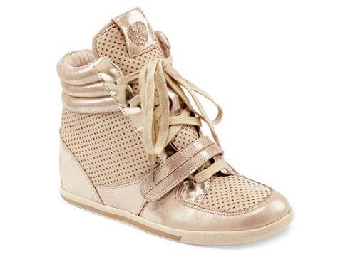 Vince Camuto Shoes' Frankies Wedge Sneakers (macys.com)