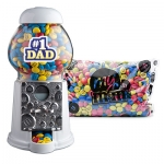 Personalized M&M dispenser (Photo by M&M)
