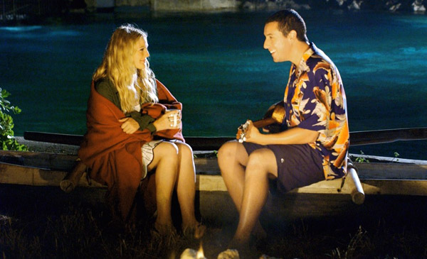 """Fifty First Dates"" where every date was an introduction. (Photo courtesy of Sony Pictures)"