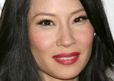 Lucy Liu (Photo by Kathy Hutchins/Hutchins Photo)