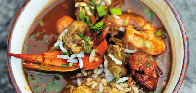 Gumbo (Photo courtesy of Smithsonian Magazine)