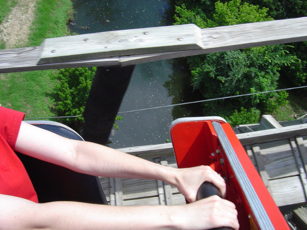 Each year, more than 4,000 American children are injured on amusement park rides. (Source: Penn State)