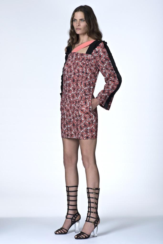 Emmanuel Ungaro gladiator sandals (Photo Courtesy Women's Wear Daily via Courtesy Photo)