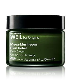 Origins Mega-Mushroom Skin Relief Face Cream (Photo by Origins)