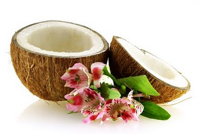 Coconut oil - great for cuticle care (Photo courtesy of Pink Coconut)