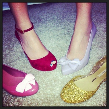 What to wear? The writer's variety of shoes (DC on Heels/Ko Im)