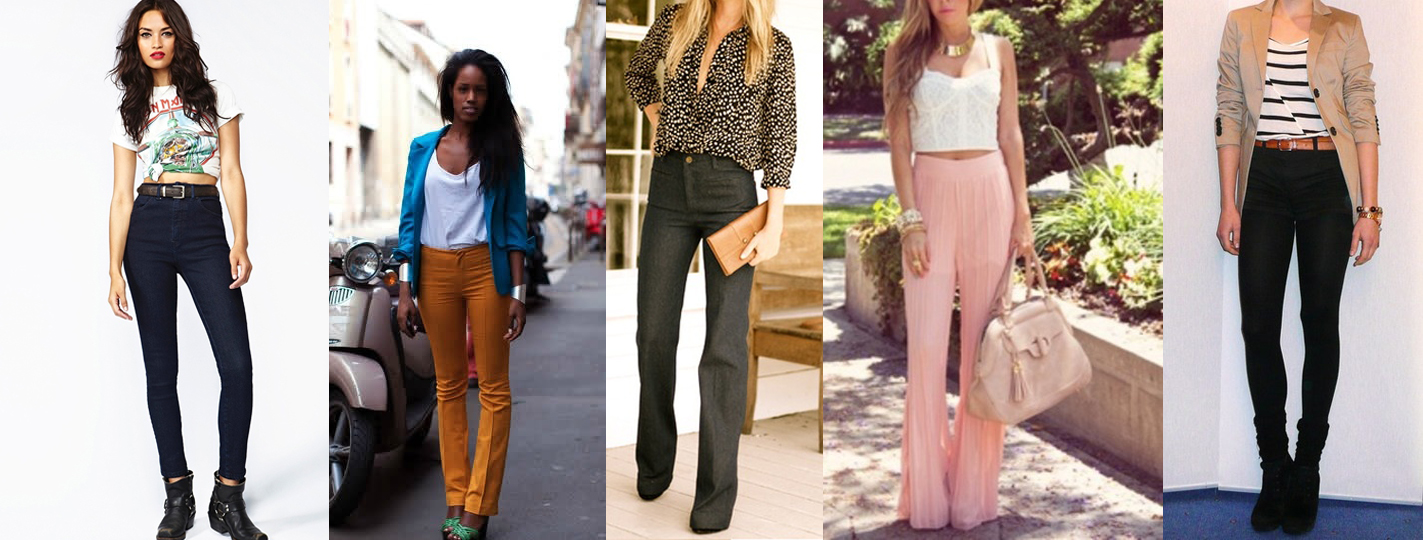 High-Waisted: How to Pull off this Season&39s Biggest Trend | DC on