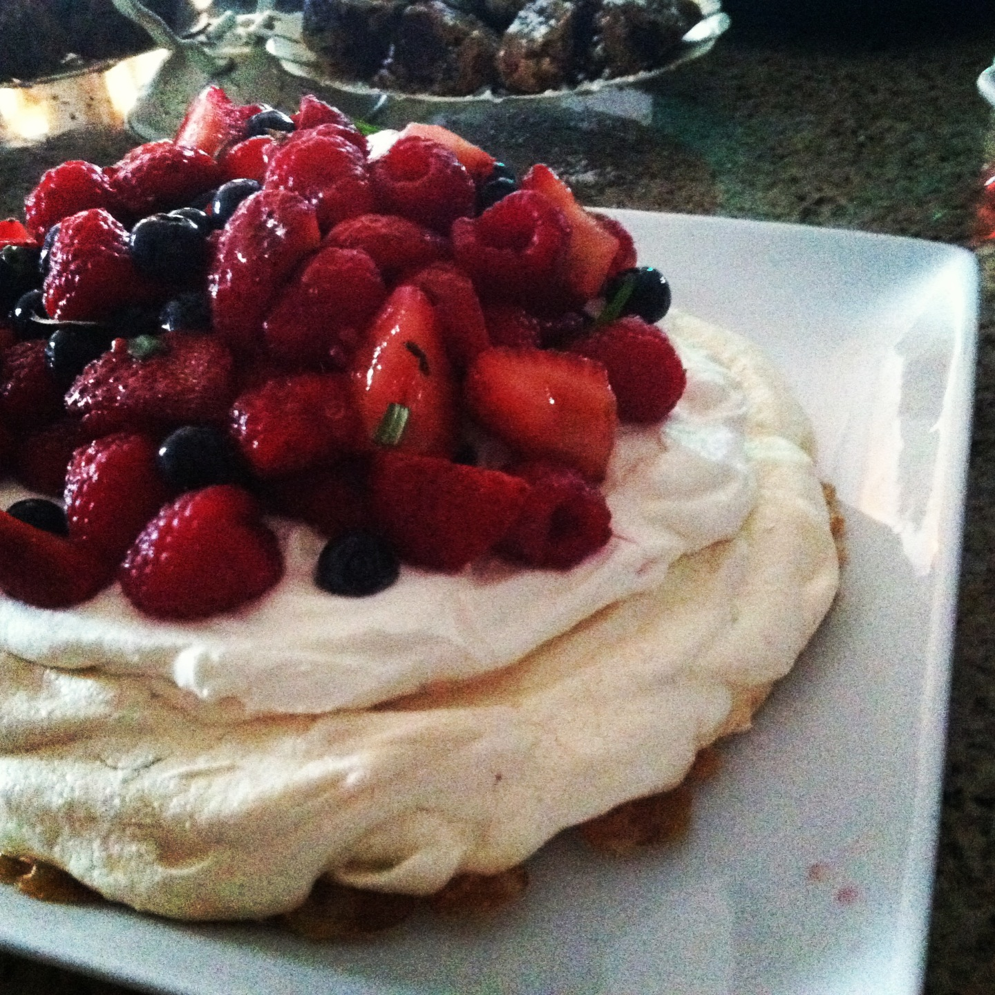 Pavlova (Kristy McCarron/DC on Heels)