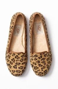 UGG Cheetah Flats (Courtesy: shop.nordstrom.com)