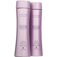 Alterna Caviar Anti-aging Shampoo + Conditioner (Photo: Alterna)
