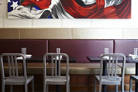 America Eats Tavern, pictured here, will find a permanent home at the Ritz in Tysons (Photo: Erni Vales/America Eats)