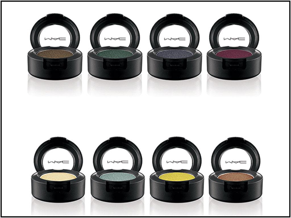 Indulge eye shadow collection (Photo: MAC Cosmetics)
