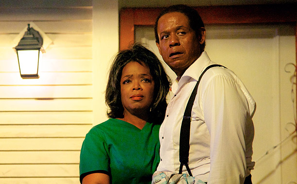 Oprah Winfrey and Forest Whitaker star in Lee Daniels' The Butler. (Anne Marie Cox/The Weinstein Group.