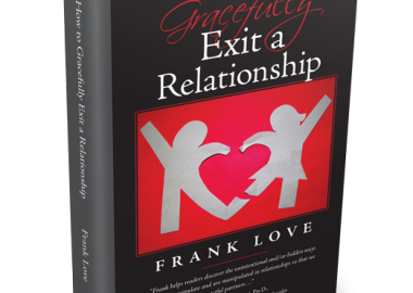 Frank Love gives relationship and breakup advice in his new book. (Photo: Frank Love)