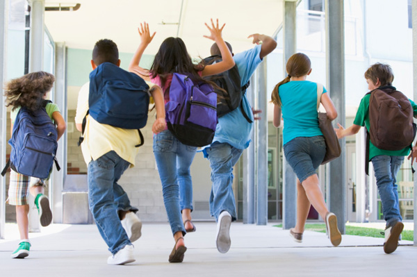 It's time for kids to go back to school. (Photo: Naos Wellness Architects)