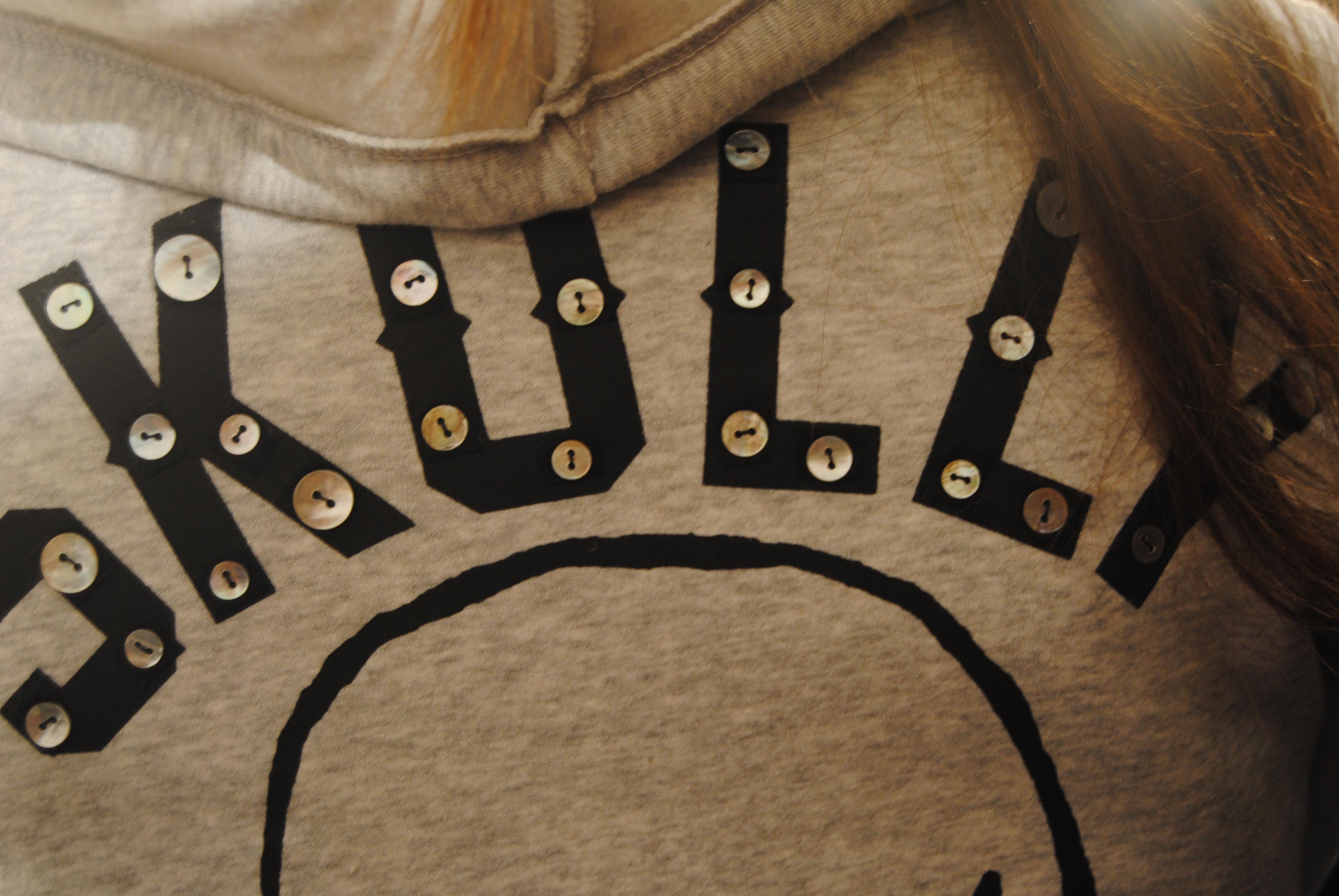 Sweater weather at NY Fashion Week (Ko Im/DC on Heels)