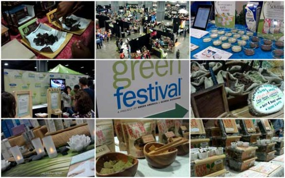 Scenes from the 2012 Green Festival. (Photo: Kim Vu/DC Wrapped Dates)