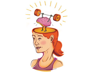 dc on heels- tini howard-healthy-brain health-sep 2013