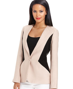 A Rachel Roy jacket you could buy online, or try on in person at Pentagon City (Courtesy: macys.com)