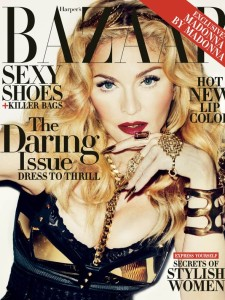 "The November 2013 ""Daring"" issue of Harper's Bazaar. (Photo: Harper's Bazaar)"