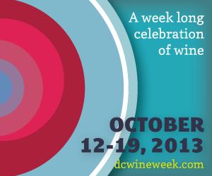DC Wine Week is Oct. 12-19. (Graphic: DC Wine Week)